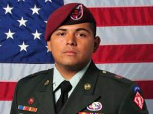 Army Spc. Ronnie J. Pallares