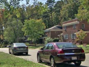 Raleigh police found Clarence Jamel Blossom, 24, of Raleigh, dead outside a home at 215 Colleton Road shortly before 10 a.m. Police opened a homicide investigation into Blossom's death.