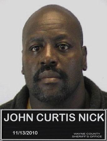 John Curtis Nick