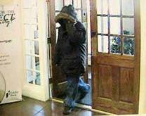 creedmoor bank robber