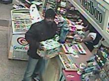Store surveillance photo