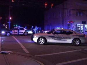 A man was taken into custody after a police chase that went from Raleigh to Clayton early Thursday, Dec. 23, 2010.