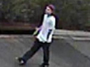Surveillance video from Feb. 22, 2011, taken from Family Dollar at 5178 Wake Forest Highway in Durham.