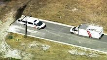 A man walking his dog found a body in a wooded area near Greystone and Stillwater drives at the western edge of Rocky Mount early March 2, 2011.