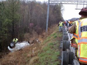 Traven Olsson Keigley, of Pickerington, Ohio, died in a three-vehicle wreck on Interstate 40 West in Orange County on Wednesday, March 30, 2011.