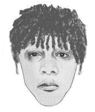 Greenville police released this composite sketch in connection with the kidnapping of a female student on East Carolina University's campus.