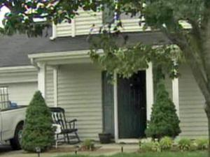 Raleigh homeowner Greg Hunter said he was terrified to hear what he thought was someone breaking into his house at North New Hope Road and Fawn Glen Drive early Friday, May 13, 2011.