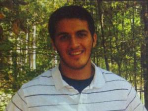 Raleigh Charter High School student Mehdy Hazheer died Sunday, June 5, 2011, after he was critically injured in a fall two days earlier. (Photo from Facebook)