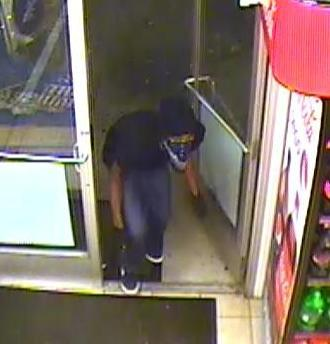 Zebulon police asked for the public's help Wednesday to identify a man armed with a small, silver handgun who robbed the Murphy USA store at 801 E. Gannon Ave. around 1:20 a.m. Wednesday, June 29, 2011.