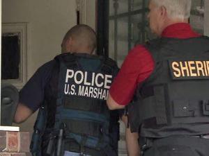 Wayne County deputies, US Marshals  check on sex offenders