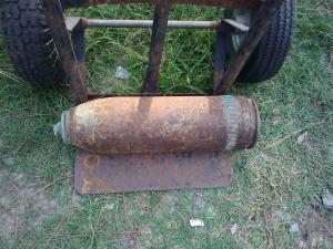 For the second time in two weeks, a bomb squad from Seymour Johnson Air Force base was called out to detonate a live World War I munition. Authorities said a Pitt County man who was given a WWI mortar shell a decade ago called police Saturday and asked them to get rid of it at his Winterville home. The bomb squad from Seymour Johnson buried the shell and blew it up.
