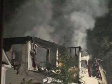 Family escapes Raleigh house fire