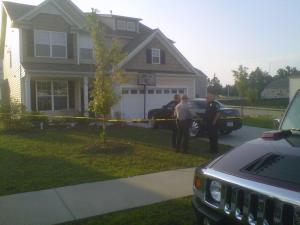 Officers were dispatched to a shooting call at 201 Hope Valley Road in Knightdale shortly after 4 p.m. on July 9, 2011.