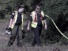 Skeletal remains found in Fayetteville field