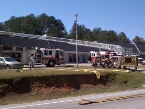 Trinity Day Care fire
