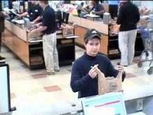 Apex robbery suspect
