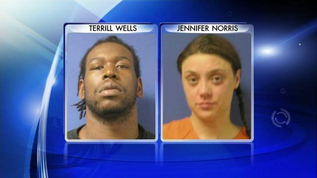 Terrill Dewight Wells and Jennifer Lynn Norris