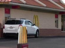 Woman gets stun gun instead of order at drive-thru