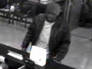 A man walked into the Carter Bank and Trust at 123 Rowan St. in Fayetteville on Feb. 6, 2012, handed an envelope to a teller demanding money and fled on foot with an undisclosed amount of money, police said.