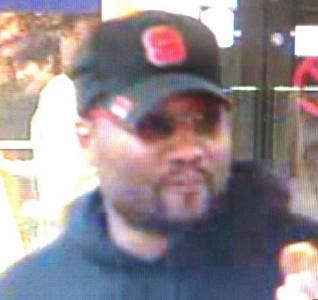 Police were looking for a 32-year-old Raleigh man Tuesday after he allegedly robbed a Garner bank for the second time.