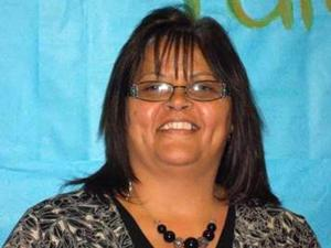 Margaret Maynor (Photo from West Hoke Elementary School website)