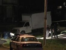 Three people were injured Wednesday night in a shooting at the Hearthside Apartments in Durham, police said.