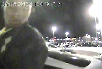 Fayetteville police seeking information about attempted car theft.