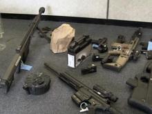 Bragg soldier accused of stealing $68K worth of guns