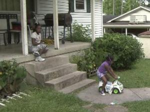 13-year-old Shakanah China was killed as she stood outside her Durham home.