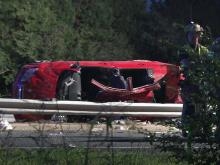 Authorities have not said how many people were injured in the wreck on Interstate 440 East shortly before 4 a.m. on Sunday, June 10, 2012.