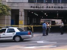 Police investigate death near Raleigh Convention Center
