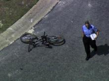 Car strikes boy on bike in Fayetteville