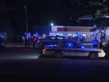 Shell convenience store shooting
