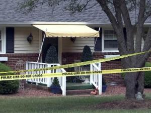 A man's body was found inside 4424 Regis Ave. in Durham on July 9, 2012.