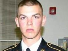 Pfc. Trevor Adkins, killed in Afghanistan