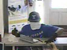 The Sampson County Sheriff's Office is searching for two males who robbed a BB&T bank in Newton Grove.