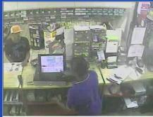Fayetteville police are trying to identify a man they say has robbed six convenience stores at gunpoint in the past 48 hours.