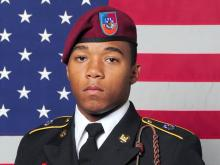Pfc. Julian Colvin, killed in Afghanistan