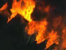 Fire claims a dozen Durham apartments