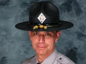Nash County trooper Bobby G. Demuth