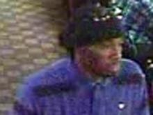 Fayetteville police are trying to identify a man who robbed a Waffle Housein the 2300 block of Gillespie Street shortly after 11 p.m. Oct. 30, 2012.