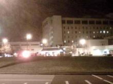 One patient was killed and three staff members were injured Tuesday morning in a fire on the sixth floor of Durham Regional Hospital, officials said.