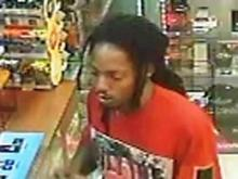 Fayetteville police want the public's help in identifying a man who allegedly robbed a tobacco store on Village Drive last week.