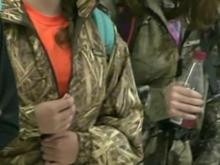 'Camo Monday' honors Sampson student killed in wreck