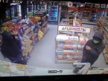 Sunoco Major Mart robbery