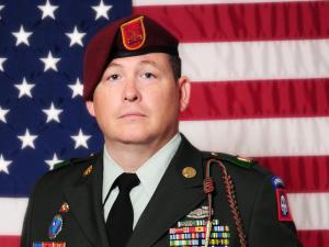 Sgt. 1st Class Jeffrey Griffey