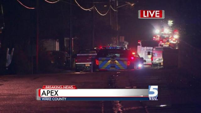 About 49 people were displaced Thursday night when fire broke out at Brookridge Assisted Living Center in Apex, authorities said. No one was injured.