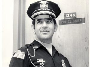 Former Fayetteville Police Chief Danny Dixon is shown here in an undated photo, courtesy of the City of Fayetteville.