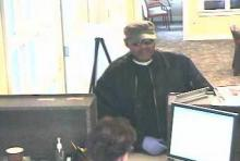 Garner Fifth Third Bank robbery