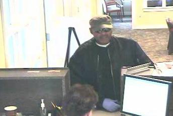 Garner police released photos from surveillance footage of a man who robbed the Fifth Third Bank, 1145 U.S. Highway 70, on Saturday, Dec. 29, 2012.